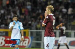 Torino Pescara Basha disperato