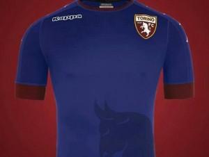 Резервная форма Торино 2016/2017