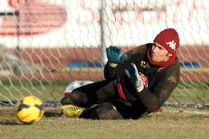 Torino FC - allenamento alla Sisport