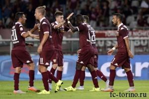 Torino vs Pescara - Coppa Italia 2015/2016
