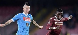 SSC Napoli vs Torino Football Club